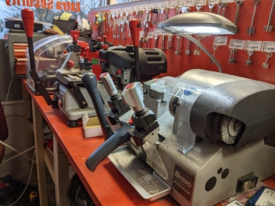 Locksmith Tools Coventry