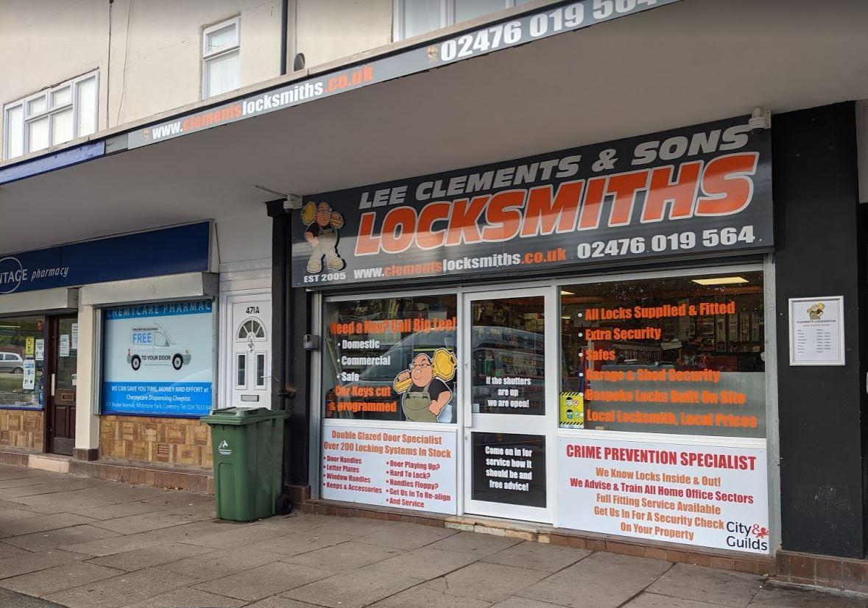 Locksmith Shop in Coventry